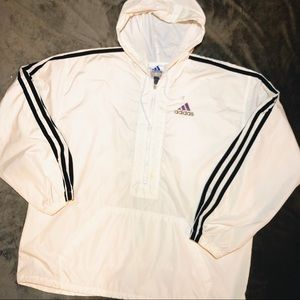 Vintage Adidas Classic Windbreaker XL